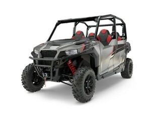 2017 Polaris GENERAL 4 1000 EPS Silver Pearl