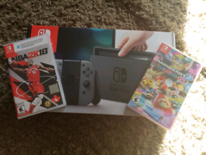 Nintendo Switch 2 games included