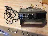 Alpine iPhone usb/ radio heat unit