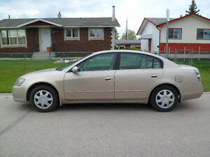 2006 Nissan Altima 2.5S  PRIVATE SALE!