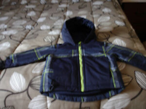 NEW HOODED WINTER JACKET.18-24 MOS NEVER WORN CHILDREN'S PLACE
