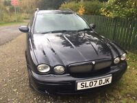 Jaquar xtype 2.0 diesel (swap for automatic )