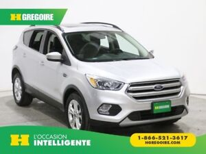 2018 Ford Escape SEL AWD CUIR TOIT NAV BLUETOOTH CAMERA RECUL