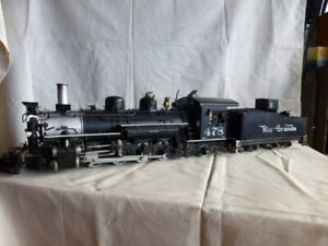 Model Train G Scale,  Accucraft D&RGW Rio Grande DCC & Sound
