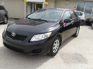 2010 Toyota Corolla CE, Accident Free, One Owner