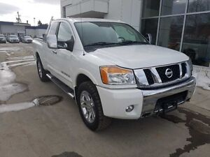 2011 Nissan Titan SL  - Leather Seats -  Heated Seats - $220.28