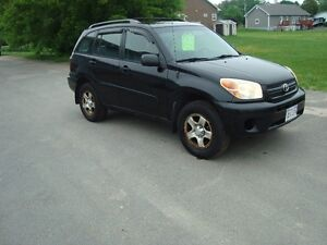 2004 TOYOTA RAV4 AWD 4DR $3950 TAX'S IN CHANGED IN UR NAME