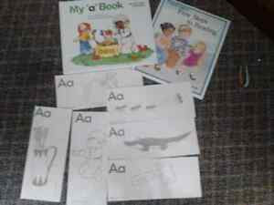 First step to reading by Jane Moncure Cambridge Kitchener Area image 1