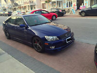 2001 lexus is300 very good condition Price Reduce!!