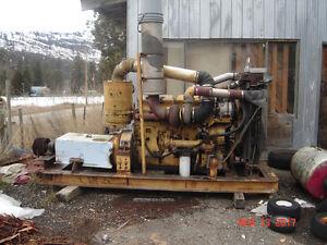 3406B Cat Engine