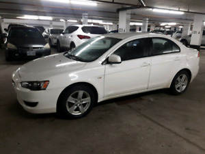 CLEAN LOADED 2008 MITSUBISHI LANCER SEDAN IN EXCELLENT CONDITION
