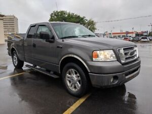 2007 Ford F-150 4WD SuperCrew.   6 month free warranty