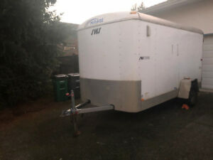 Cargo Trailer 6ft X 12ft in good condition