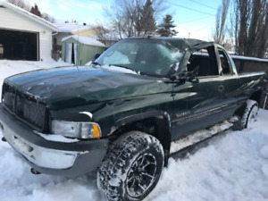 REDUCED 1998 Dodge 2500 Rollover