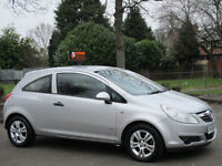 Vauxhall/Opel Corsa 1.0i 12v 2008.5MY Breeze