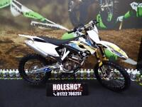 Husqvarna FC 250 Motocross bike electric start