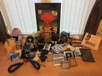 Selection of Bric a Brac/Household items/ideal for car boot