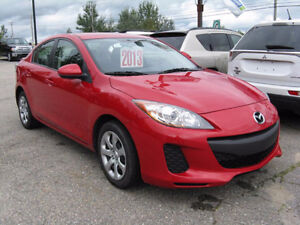 Mazda3  GS Rouge
