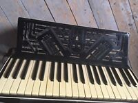 Vintage Frontalini Odeon Accordion