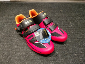 Mavic Ksyrium Elite II cycling shoes size 8.5