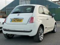 2013 Fiat 500 1.2 Lounge (s/s) 3dr Hatchback Petrol Manual