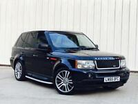 Range Rover Sport 2.7TD V6 auto 2005 HSE 2012 STYLING PX SWAP FINANCE AVAILABLE