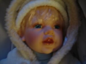 Porcelain Doll - Cathay Collection - New in Box Kitchener / Waterloo Kitchener Area image 2