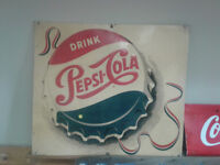 Pepsi 1940S Sign Hamilton Ontario Preview