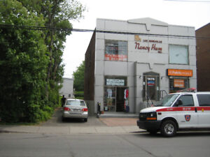 COMMERCIAL SPACE FOR RENT (2ND FLOOR) NEXT TO DU COLLEGE METRO