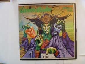 GREENSLADE LP - Time And Tide