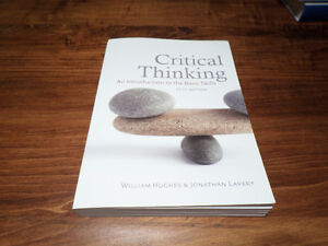 Critical Thinking An Introduction to the Basic Skills London Ontario image 1