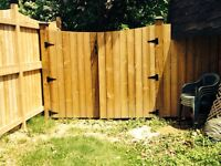 Decks and fences general carpentry in Norwich ontario