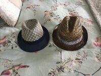 Boys river island/ted baker hats