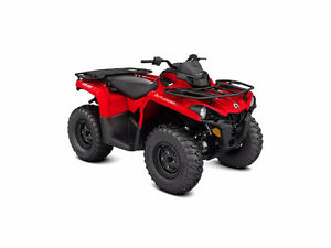 2016 Can Am Outlander L 570 / Brand New