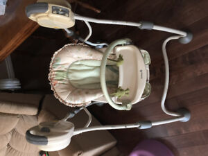 Safety 1st baby swing