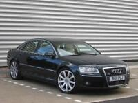 Audi A8 4.2TDI auto 2007 quattro SE FULLY LOADED ALL THE TOY'S
