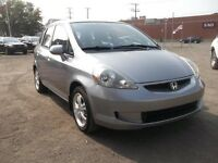 Honda FIT 2007 automatique(garanti inclus)