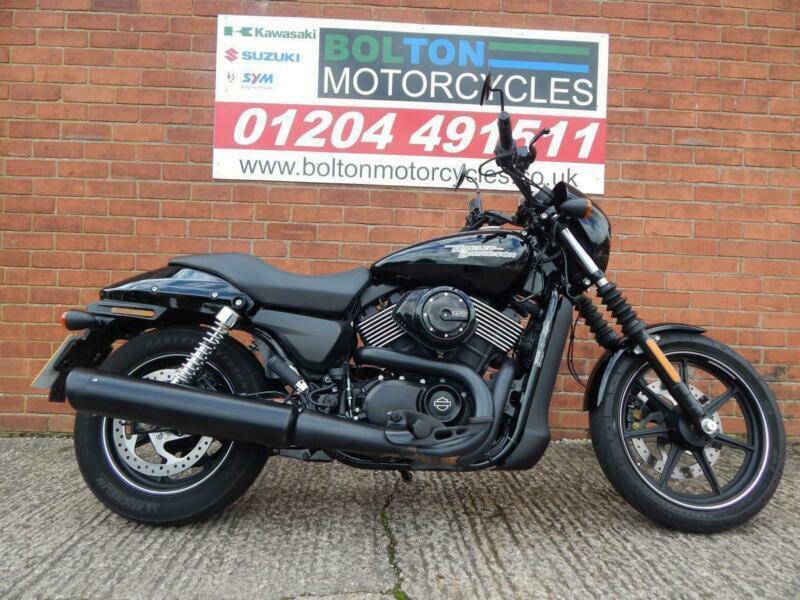 HARLEY DAVIDSON XG750 STREET MOTORCYCLE   in Bolton, Manchester   Gumtree