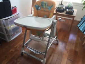 Peg Perego Prima Pappa Newborn High Chair