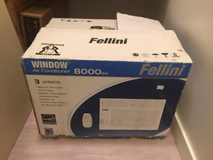 8000btu air conditioner with remote control