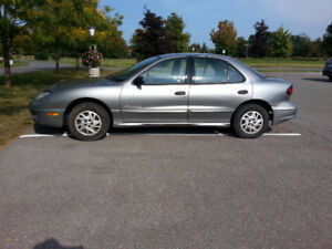 2005 Pontiac Sunfire, Safetied and Etested