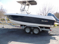 2014 Wellcraft Fisherman 210 Center Console
