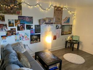 1 Bedroom Sublet in Furnished Apt, 10 mins to Queens
