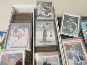 2700 Pc. Hockey & Baseball and a small bit of Basketball Cards Kitchener / Waterloo Kitchener Area image 3