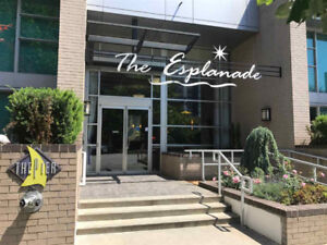 2bed and 2bath Lower Lonsdale North Vancouver