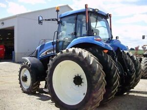 2006 New Holland TG215 Tractor London Ontario image 4