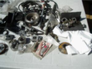 Chines atv parts 50cc to 200cc London Ontario image 6
