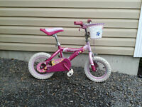 2 girls bicycles for sale
