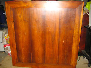 antique coffee table mahogany in bancroft Kawartha Lakes Peterborough Area image 1