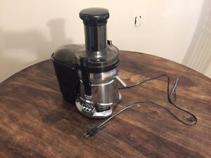Juicer - Kuvings two speed centrifugal with particulate bin. Kitchener / Waterloo Kitchener Area image 1